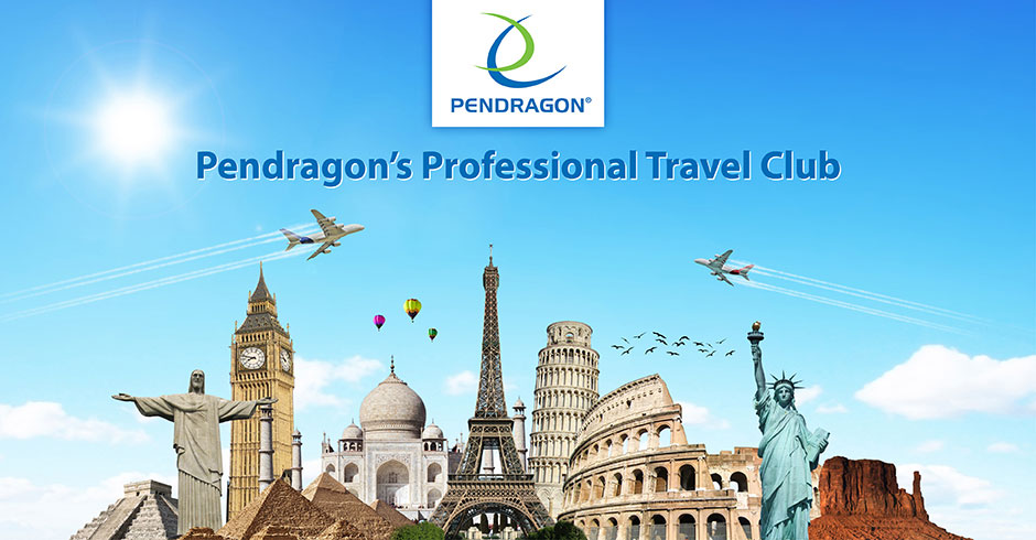 Pendragon Professional Travel club