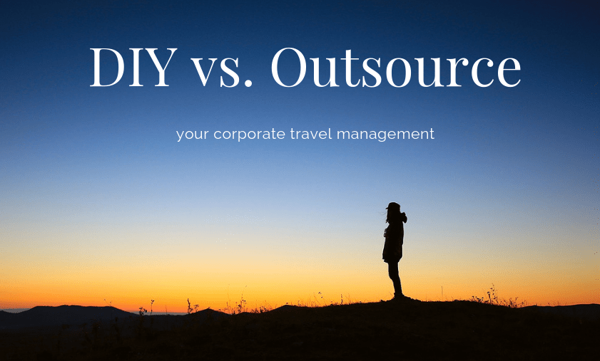 DIY vs Outsource Corporate Travel