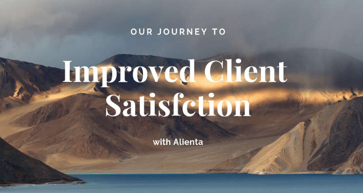 improved client satisfaction